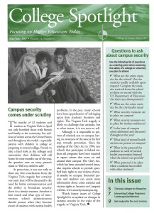 College Spotlight newsletter-300dpi