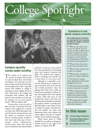College Spotlight newsletter-300dpi